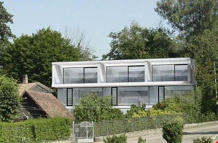 Modernes Wohnen im grünen Zentrum von Buchsi