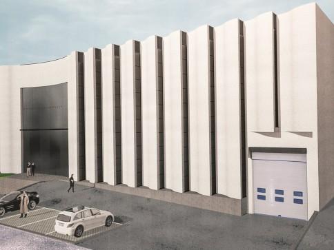 Moderno e luminoso spazio industriale/commerciale a Riazzino (TI)