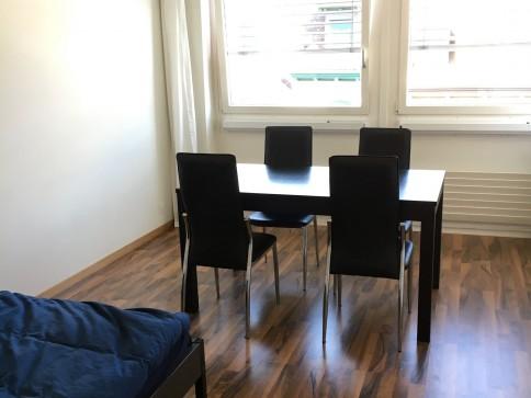 Möblierte Wohnung im Zentrum von Luzern