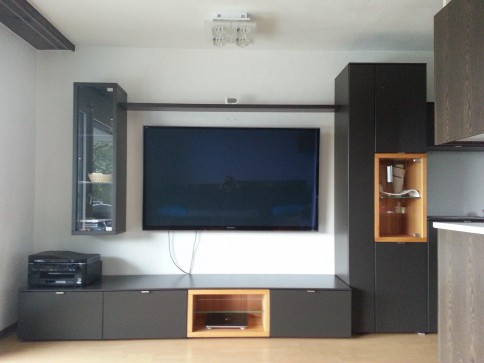 Möblierte Wohnung mit Seesicht
