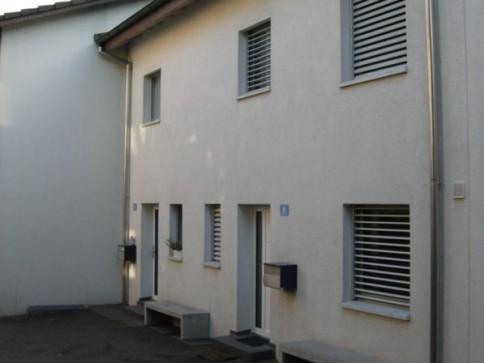 Nähe Dorfzentrum Riehen 4.5-Zi-Whg. - fasst wie ein Einfamilienhaus