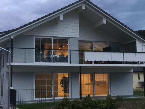 Neu - grosszügig - hell und attraktiv ist diese Wohnung