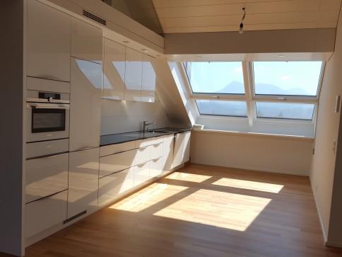 Neu erstellte 3.5-Zimmerwohnung mit Galerie zu vermieten