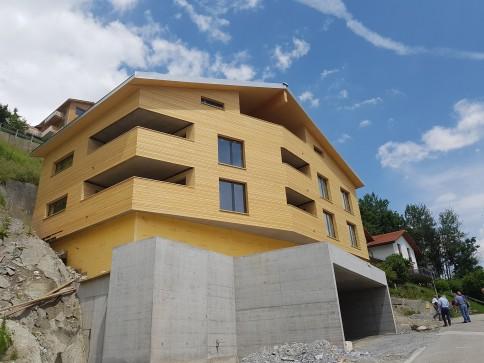 Neu erstellte Eigentumswohnungen mit freiem Alpenblick!