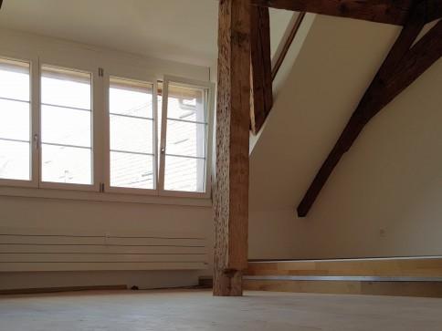 Neu in Alt! 3,5 Zimmer Dachwohnung mit Charme in Solothurns Vorstadt