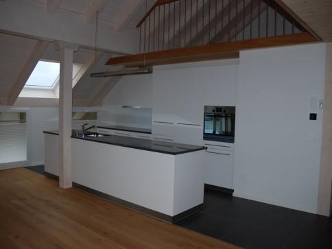 Neubau- Dachwohnung mit Galerie in Walperswil