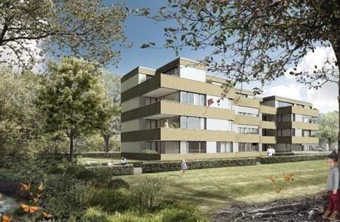 Neubau Balgriststrasse attraktive 2.5 und 3.5 Zimmerwohnungen