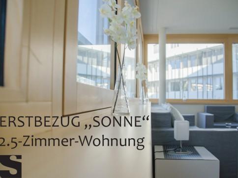 "Neubau ""Sonne"": Hell - Harmonisch - Hochwertig"