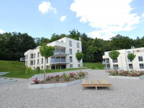 Neue 4.5-Zimmer-Eigentumswohnungen an traumhafter Lage, direkt am Wald
