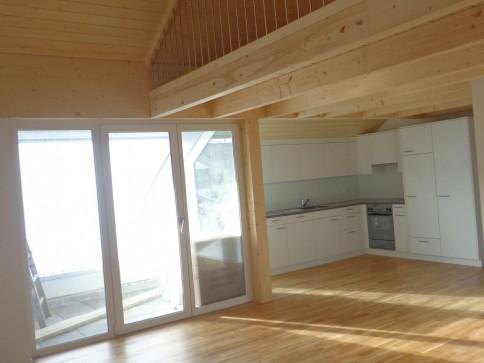 Neue Jugenstil-Galeriewohnung 2 1/2 Zimmer Wohnung