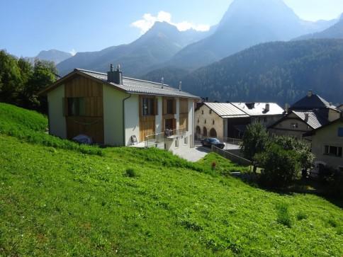 Neue Maisonette-Wohnung im historischen Dorfkern