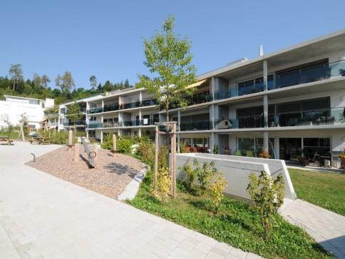 neue und moderne 4.5-Zimmer-Wohnung direkt am Waldrand