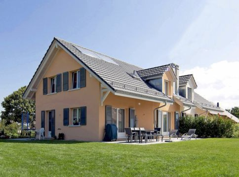 Nouvelle promotion à Thierrens : 3 villas individuelles garages enterr