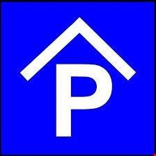 Parkplatz in neuer Einstellhalle