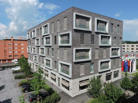 Penthouse im Quartier Feldbreite. Emmen.