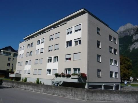 praktische 2-Zimmerwohnung zu vermieten