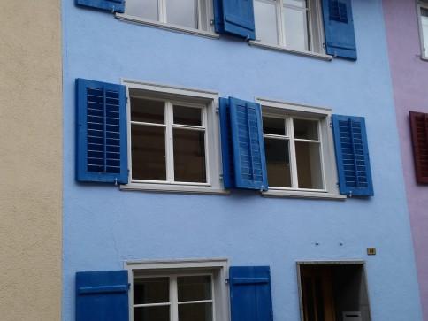 Reiheneinfamilienhaus mit 5 1/2 Zimmern