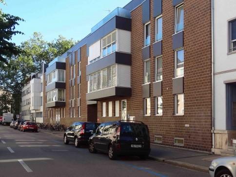 Renovierte 1-Zi Wohnung mit Erker (ID
