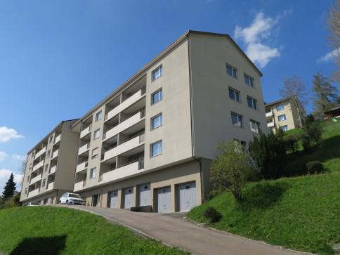 Renovierte 4.5 Zimmer Wohnung an ruhiger Lage