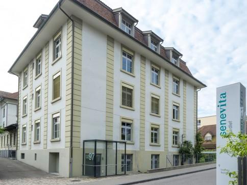 repräsentative Büro- / Schulungsräume im Bahnhofquartier von Burgdorf