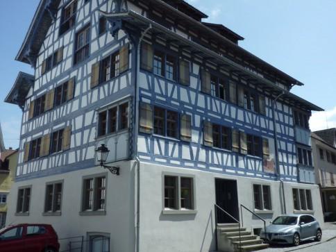 Repräsentative Büroräumlichkeiten in der Arboner Altstadt