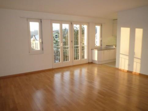 ruhig gelegene 3-Zimmerwohnung mit Sitzplatz