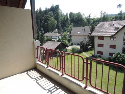Ruhig gelegene und sonnige 3.5-Zimmer-Dachwohnung