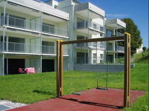 Sandstrasse 5 - moderne Wohnung mit grosser Terrasse