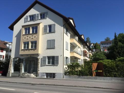 Schicke, gemütl. & gut besonnte 3.5-Zi-Wohnungen mit Balkon, gute Lage