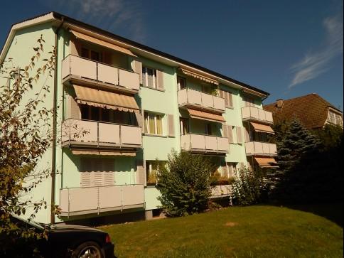 Schöne 2 Zimmer EG Wohnung in Langenthal