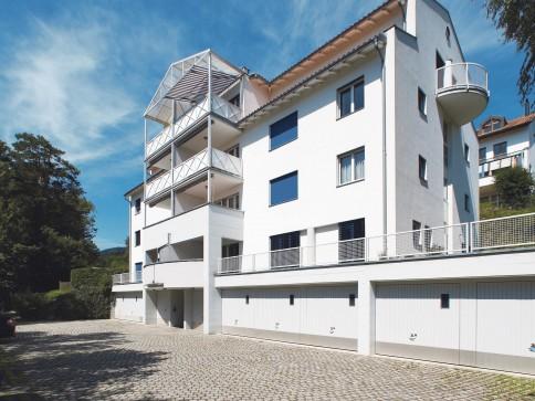 schöne 3.5-Zimmer-Dachwohnung