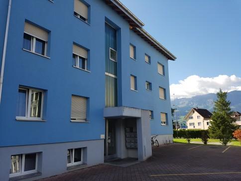 schöne 3.5-Zimmerwohnung mit Balkon in top Lage, 80 m²