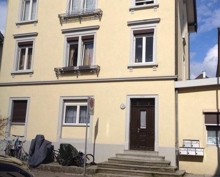 Schöne 4 1/2 Wohnung im Zentrum von Romanshorn