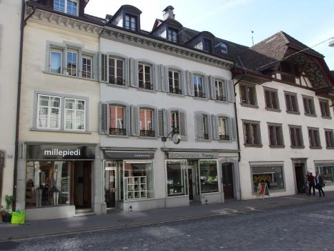 schöne Altstadtwohnung