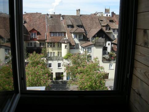 Schöne Dachwohnung in der Aarauer-Altstadt