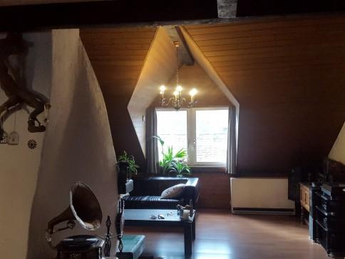 Schöne, grosse 2.5 Zimmer Maisonette-Altstadtwohnung sucht Nachmieter