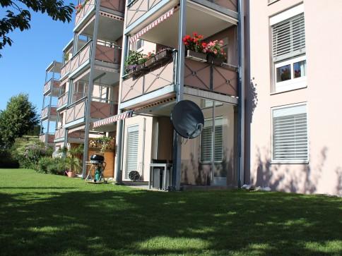 Schöne helle Eigentumswohnung im Herzen von Murten zu verkaufen