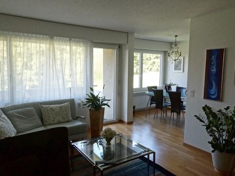 Schöne, renovierte 3-1/2-Zimmer Wohnung