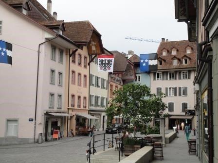 Schöne und helle Altstadtwohnung