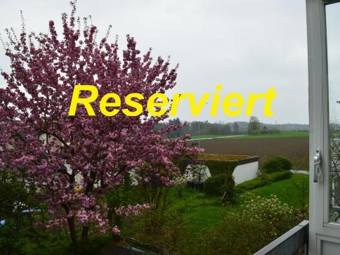 Schöne Wohnung an ruhiger Lage in Ossingen