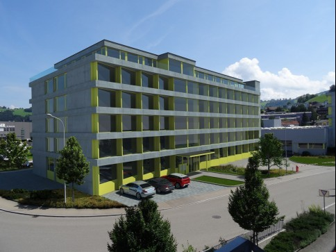 Schuppis 10 - neue Büroräume in hervorragend, erschlossener Umgebung