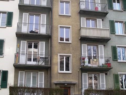 Single-Wohnung im Breitenrain-Quartier