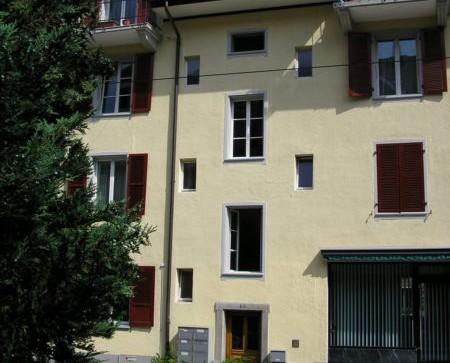 Sonnige 2 1/2 Zimmer- Stadtwohnung im Brunnmattquartier