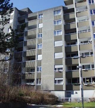 Sonnige 2 1/2-Zimmerwohnung im Kleefeld inkl. Einstellhallenplatz