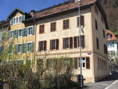 St-Imier, bel appartement de 3.5 pces au rez