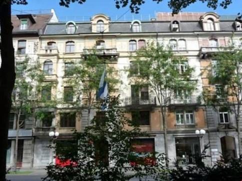 Stadt Luzern - Mordern eingerichtetes Büro an zentralster Lage