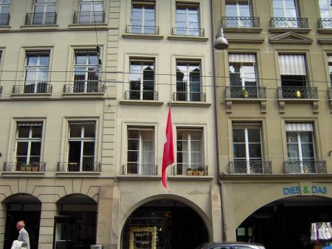 stilvolle Büroräumlichkeiten in der Altstadt von Bern