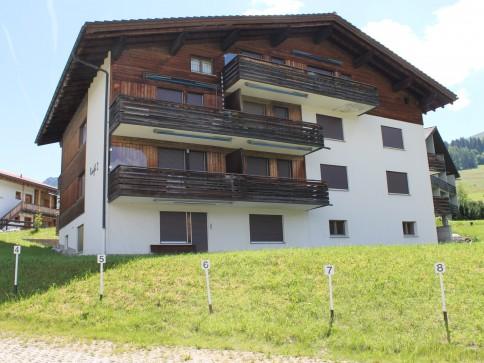 Studiowohnung mit Fernsicht, direkter Ski in/out zu den Bergbahnen
