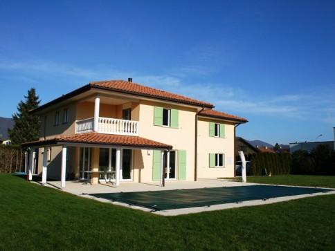 Superbe villa avec un dégagement exceptionnel, 7.5 pces, 217 m2