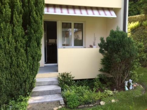 TOP 3-Zimmerwohnung Parterre mit direkten Gartenzugang